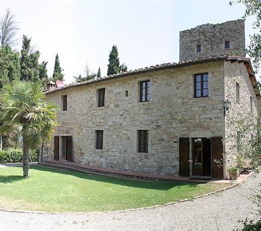 Castello di Tornano - dream vacation