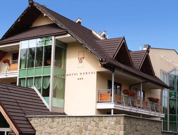 Wersal Hotel Zakopane - dream vacation