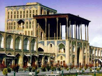 Ali Qapu Hotel Isfahan - dream vacation