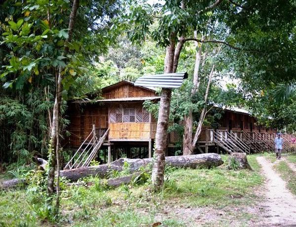 Gua Longhouse Chalet