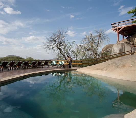 Seronera Wildlife Lodge - dream vacation