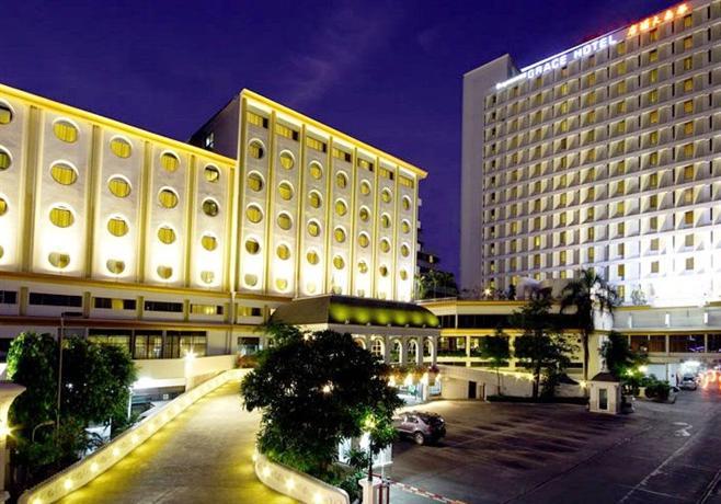 Grace Hotel Bangkok - dream vacation