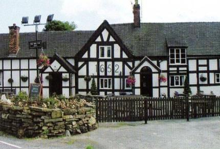 The White Lion Hotel Weston Crewe - dream vacation