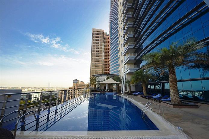 Grand Midwest Tower - dream vacation