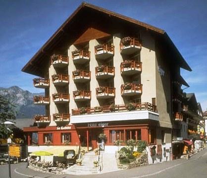 Hotel Eiger Wengen - dream vacation