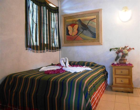 Eco Hotel Uxlabil Atitlan - dream vacation
