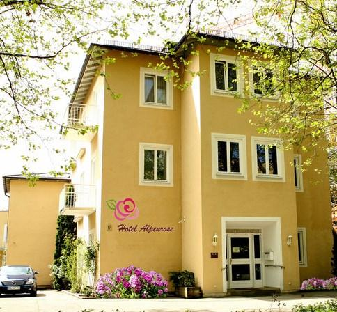 Hotel Alpenrose Bad Reichenhall - dream vacation