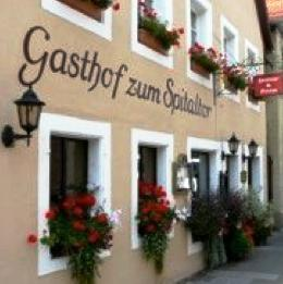 Gasthaus Spitaltor Rothenburg ob der Tauber - dream vacation