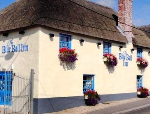 The Blue Ball Inn Sidmouth - dream vacation
