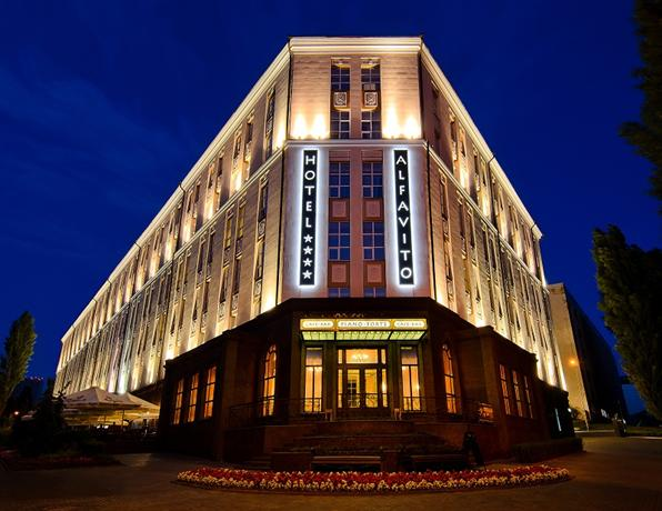 ALFAVITO Kyiv Hotel - dream vacation