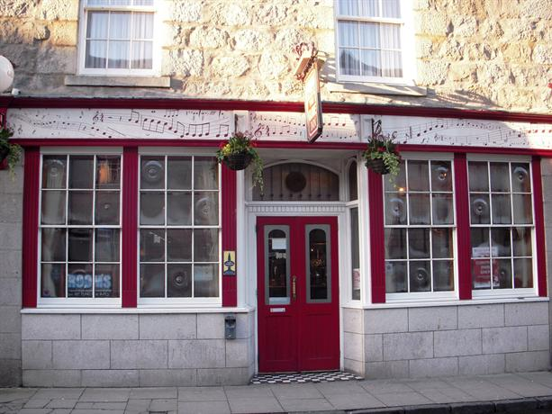 The Globe Inn Aberdeen - dream vacation