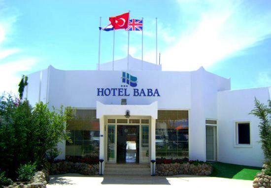 Baba Hotel Bodrum - dream vacation