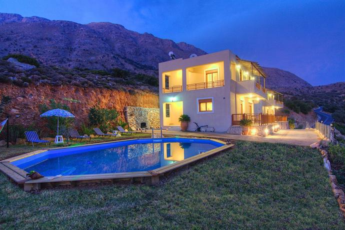 Triopetra Villas Panagia - dream vacation