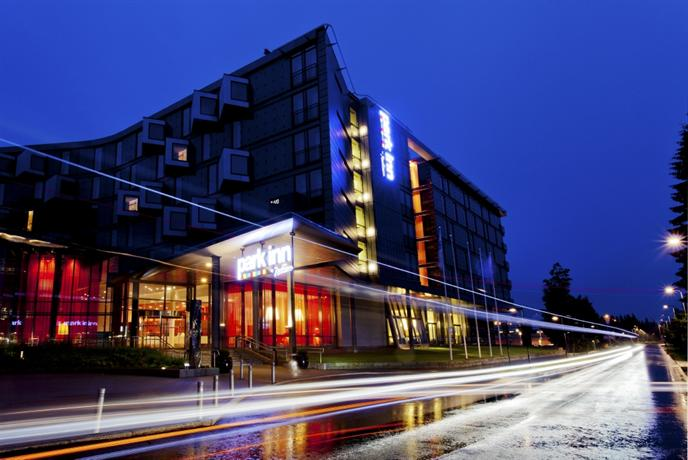 Park Inn by Radisson Oslo Airport - dream vacation