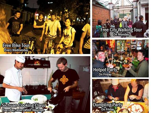 Chengdu Mix Hostel - dream vacation