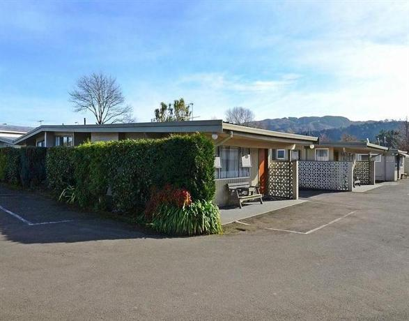 Trentham Motel on the Park - dream vacation