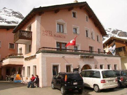 Chesa Margun Hotel Sils-Maria