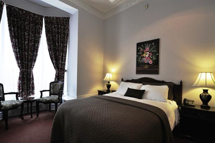 Hotel Manoir Ambrose - Montréal -