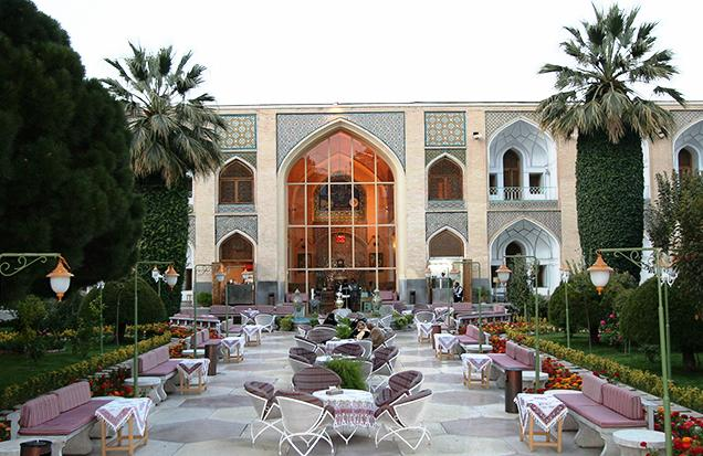Abbasi Hotel Isfahan - dream vacation