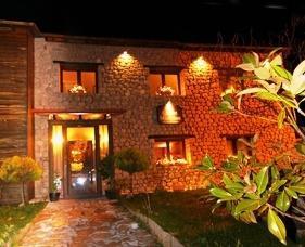 Chalet Maritina Hotel Karpenissi - dream vacation