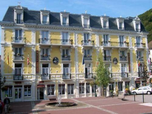 Le Relais Napoleon Hotel Plombieres-les-Bains - dream vacation