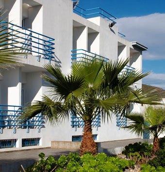 Hostal El Puerto Genoves - San Jose -
