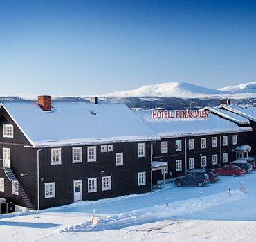 Vandrarhem Funasdalen - dream vacation