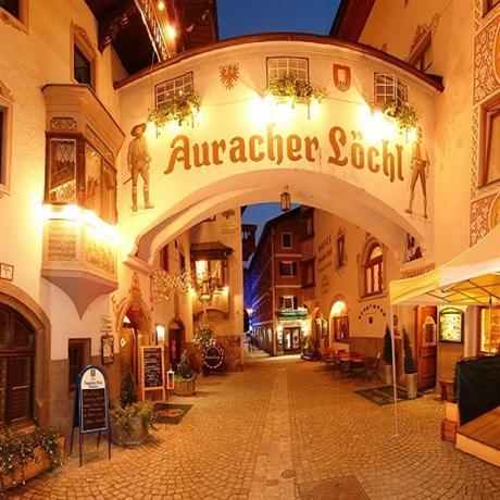 Genusshotel Auracher Lochl - dream vacation