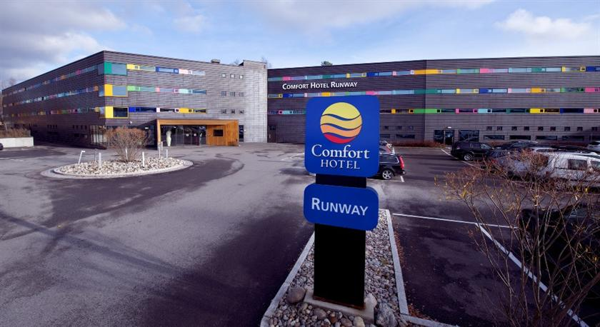 Comfort Hotel RunWay - dream vacation