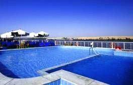 Jaz Cruise Luxor Hotel - dream vacation