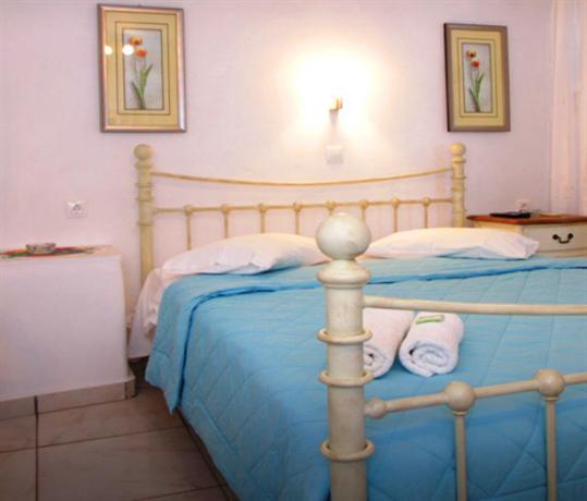 Soula Rooms Psarou - dream vacation