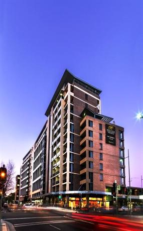 Meriton Serviced Apartments - Parramatta George Street