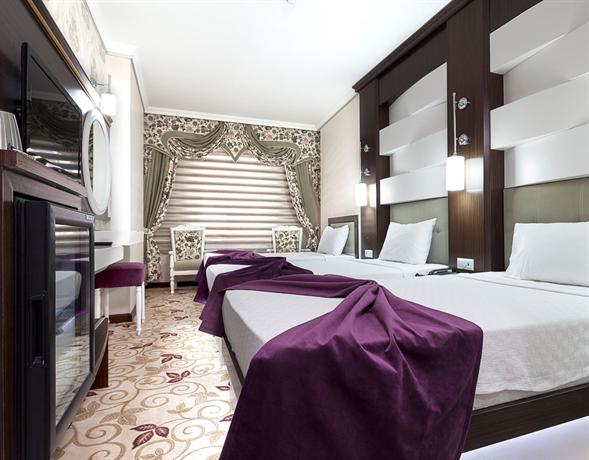 Ilbey Hotel - dream vacation