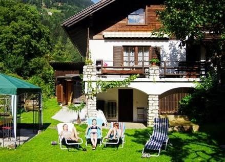 Villa Heinrich Feld am See - dream vacation
