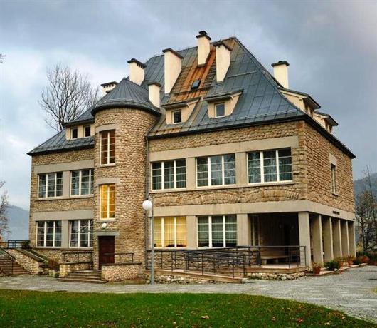 Rezydencja Prezydenta RP Zamek w Wisle - dream vacation