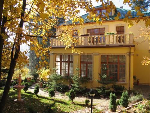 Hotel Villa Romantica Szklarska Poreba