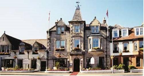 Woodside Hotel Aberdour - dream vacation