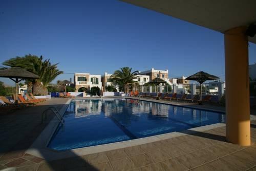 Naxos Beach 1 Hotel - Naxos -