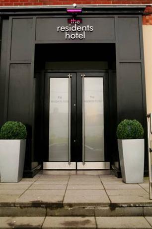 The Residents Hotel - Ashbourne (Irlande) -