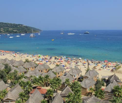 Spiaggia Di Tahiti Ramatuelle Provenza
