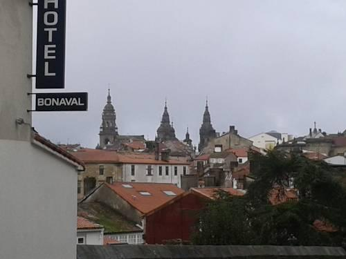 MV Bonaval Hotel Santiago de Compostela - dream vacation
