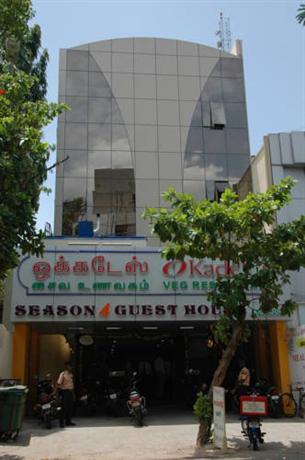 Season 4 Guest House Chennai - dream vacation