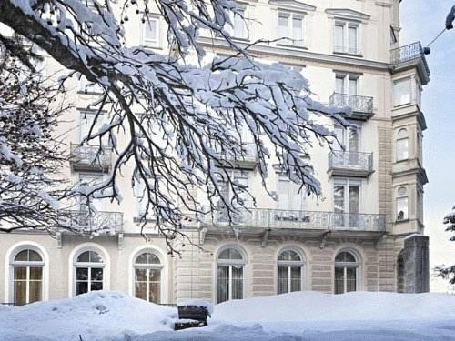 Hotel Reine Victoria - dream vacation