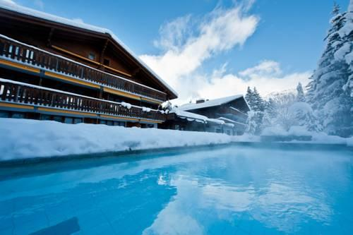 Hotel Alpine Lodge Saanen - dream vacation