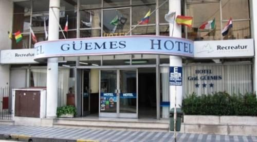 Hotel Guemes - dream vacation