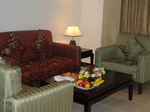Ewan Ajman Suites Hotel - dream vacation