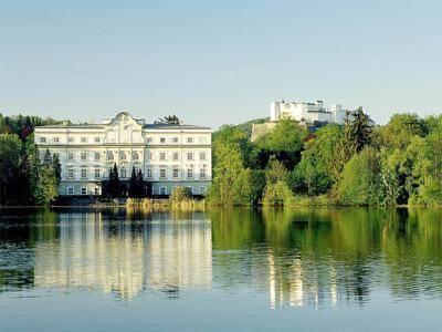 Schloss Leopoldskron - dream vacation