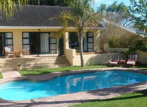 Fourways Guesthouse George - dream vacation