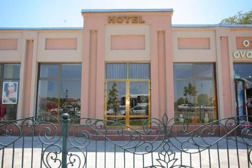 Hotel Ark Samarkand - dream vacation