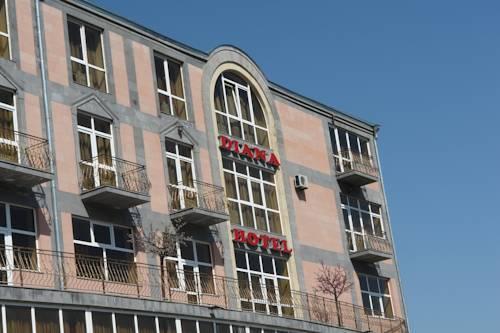 Diana Hotel Goris - dream vacation